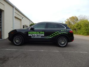 Promotional Car Wrap- Pompano Beach, FL
