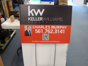 Keller Williams Custom Yard Signage