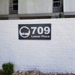 Lamar Oaks Address Sign 150x150 Address Signs